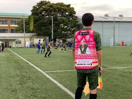 U-14トレーニングマッチ vs 前橋SC