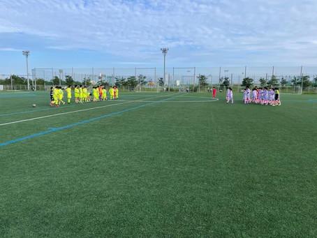 U-13トレーニングマッチ vs ジェフ千葉