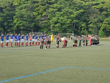 U-15トレーニングマッチ vs 横浜Fマリノス追浜