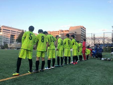 新U-15 関東ユースサッカーリーグ2部《第2節》
