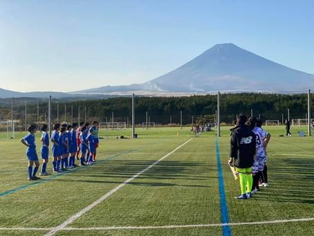 U-14トレーニングマッチ vs JFAアカデミー福島