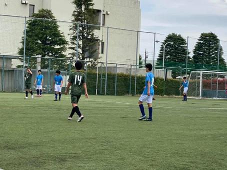 U-15関東ユースサッカーリーグdivision1【開幕戦】