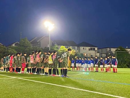U-14 トレーニングマッチ vs 横浜Fマリノス