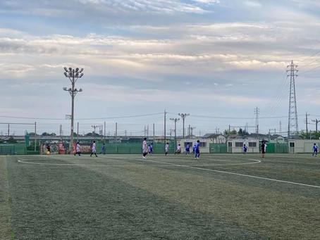 U-14埼玉県クラブユースサッカー選手権大会《第2節》vs 成立ゼブラ