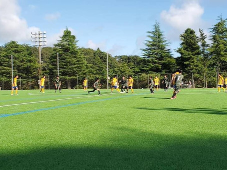U-13仙台遠征 vs ベガルタ仙台