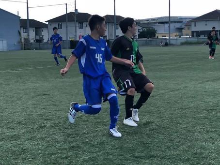 U-13トレーニングマッチ