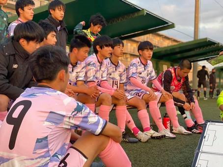 U-15関東ユースサッカーリーグdivision1【第2節】vs 大宮アルディージャ