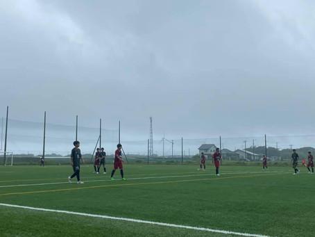U-14トレーニングマッチ vs 鹿島アントラーズノルテ