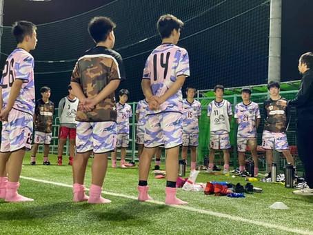 U-15  関東ユースサッカーリーグdivision1《第4節》vs 柏レイソル