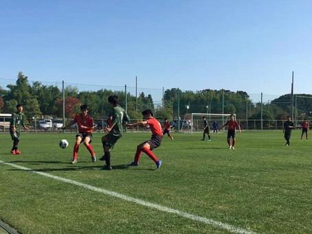 U-15クラブ選手権《4回戦》vs JOLTIBA