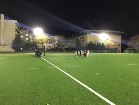 U-13関東ユースサッカーリーグdivision1 vs 東京ヴェルディ