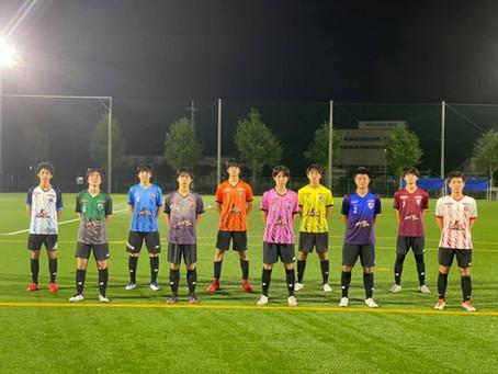 Liga UNITED FIVE 2021 公式ユニフォーム完成✨