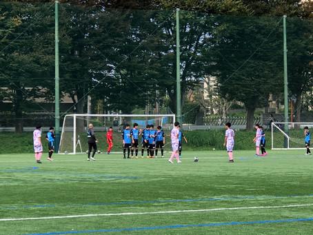 U-15トップチームトレーニングマッチ vs 川崎フロンターレ