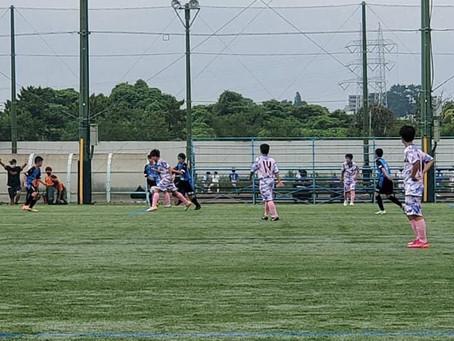 U-13関東ユースサッカーリーグdivision1 vs 川崎フロンターレ