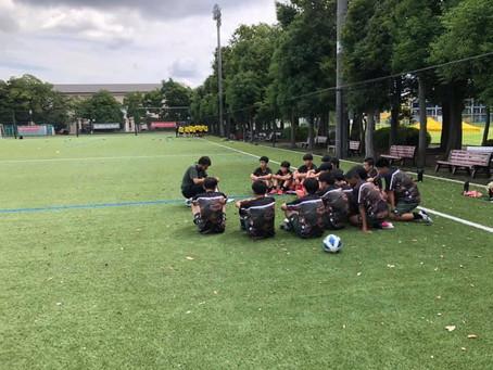 U-15トレーニングマッチ vs 柏レイソル