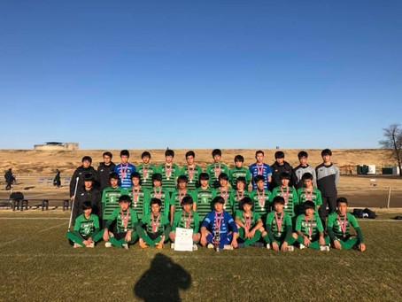 埼玉県クラブユース(U-14)サッカー選手権大会《決勝》