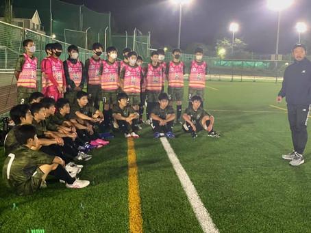 U-13関東ユースサッカーリーグdivision1《第2節》vs 東急Sレイエス