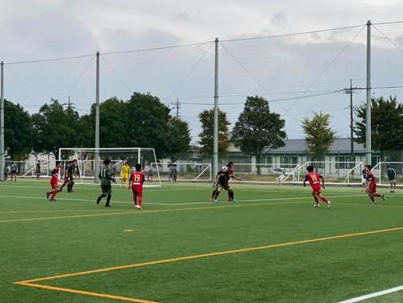 U-15クラブ選手権《準決勝》vs GRANDE