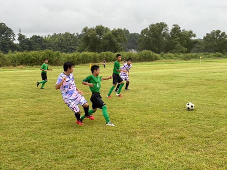 U-14&U-13 トレーニングマッチ