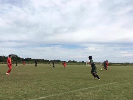 U-15クラブ選手権vs フェレザ