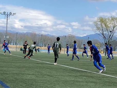 新U-14トレーニングマッチ