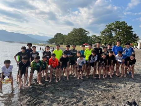 U-13東海遠征