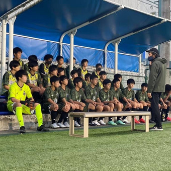 U-13関東ユースサッカーリーグdivision1【第3節】vs 三菱養和巣鴨ジュニアユース