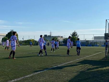 U-14 トレーニングマッチ vs 横浜FC戸塚
