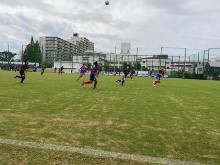 U-15  関東ユースサッカーリーグdivision1 vs FC東京深川