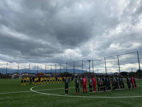 U-14Liga SWS《予選リーグ第3戦目》vs フォルトゥナ