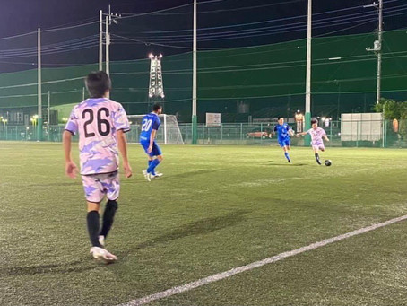 U-14トレーニングマッチvs前橋FC