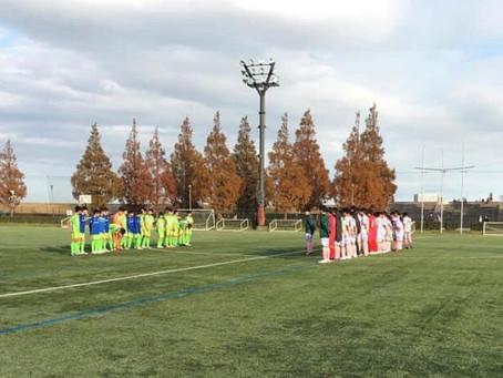 U-13関東ユースサッカーリーグdivision1 vs 湘南ベルマーレ