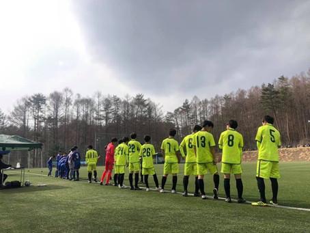 U-15 関東(U-15)サッカーリーグ【第3節】