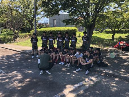 U-15トレーニングマッチ vs 川崎フロンターレ