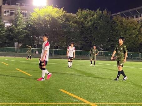 関東ユース(U-15)サッカーリーグdivision1【第5節】vs 浦和レッズ