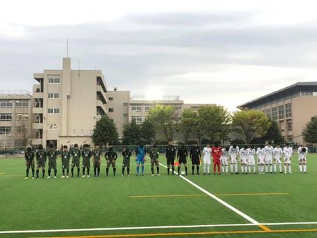 U-15関東ユースサッカーリーグdivision2【第4節】