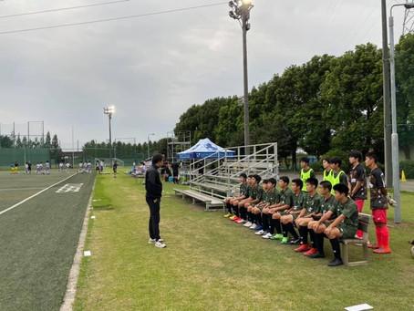 U-14クラブ選手権《第2節》vs 武南ジュニア