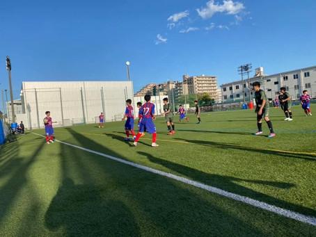 U-14 トレーニングマッチ vs FC東京深川
