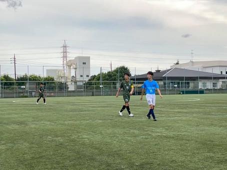 U-15  関東ユースサッカーリーグdivision1vs 横浜FC