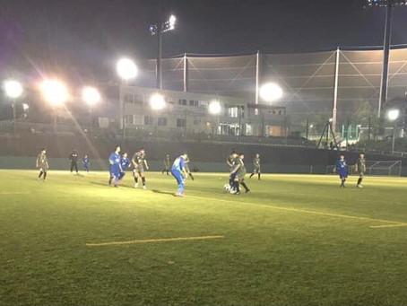 U-13トレーニングマッチvs FC町田ゼルビア