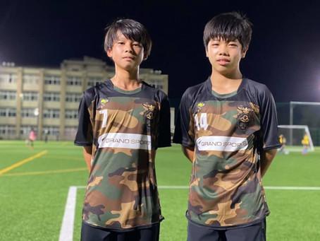 FCLAVIDAオリジナルトレーニングシャツ