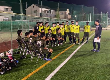 U-13関東ユースサッカーリーグdivision1《開幕戦》