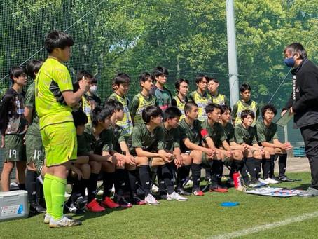 U-15関東ユースサッカーリーグdivision1【第3節】vs FC東京深川