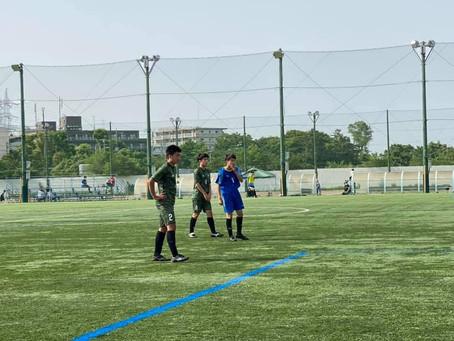 U-15 & U-14 トレーニングマッチ vs 川崎フロンターレ