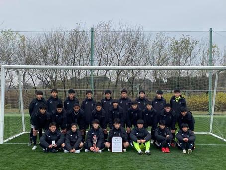 埼玉県クラブユース(U-15)サッカー選手権大会《決勝戦》