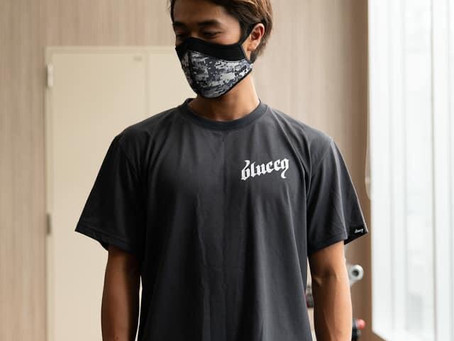 『blueeq』スポーツマスク