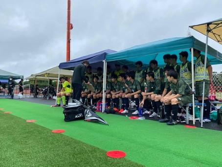 関東クラブユースサッカー選手権大会《2回戦》vs 市川ガナーズ