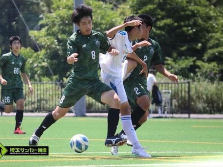 日本クラブユースサッカー選手権大会《代表決定戦》vs 前橋FC