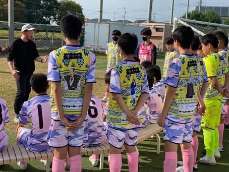 U-13関東ユースサッカーリーグdivision1《第3節》vs 鹿島アントラーズつくば