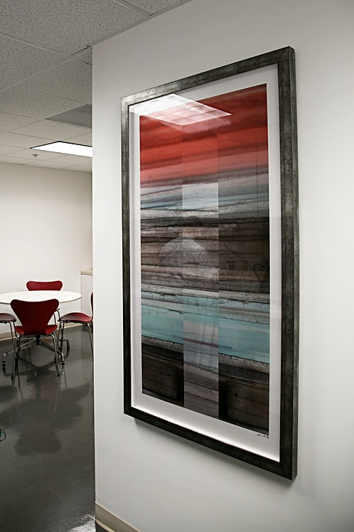 Nicole Landau, Photography, Abstract Art, Contemporary Art, Brenda Harrop, LA Art Advisory, Oaktree, Corporate Art
